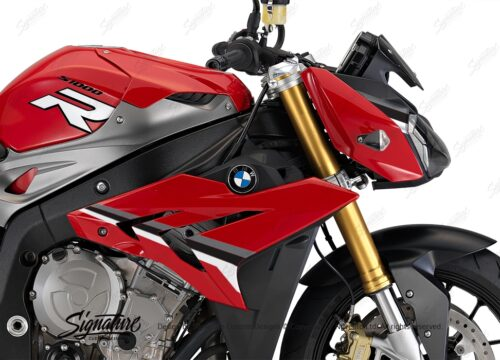 BKIT 3173 BMW S1000R Racing Red Alive Series Grey Variations Stickers Kit 02