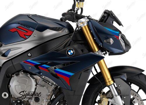 BKIT 3176 BMW S1000R Frozen Dark Blue Metallic Matte Alive Series Msport Colours Stickers Kit 02