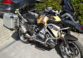 BMW R1200GS LC M90 DESERT CAMO STICKERS KIT