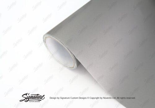 Grey Metallic Matte