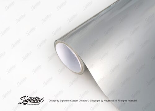 Silver Metallic Gloss