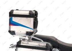 BSTI 3221 BMW R1200GS Adventure Alluminium Top Box Vivo Msport Stickers Kit 03