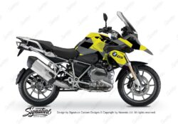 BWRA 3220 BMW R1200GS LC M90 Camo Grey Yellow Full Wrap 01