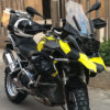 BWRA 3220 BMW R1200GS LC M90 Camo Grey Yellow Full Wrap