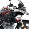 BKIT 3231 BMW R1200GS LC 2017 Alpine White Safari R12 Series Red Grey Stickers Kit 02