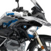 BKIT 3232 BMW R1200GS LC 2017 Alpine White Safari R12 Series Blue Grey Stickers Kit 02