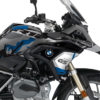 BKIT 3236 BMW R1200GS LC 2017 Black Storm Metallic Safari R12 Series Blue Grey Stickers Kit 02