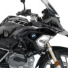 BKIT 3237 BMW R1200GS LC 2017 Black Storm Metallic Safari R12 Series Grey Variations Stickers Kit 02