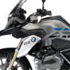 BSTI 3226 BMW R1200GS LC 2013 2016 Thunder Grey Metallic GS Lines Tank Stickers Blue Silver 03