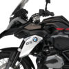 BSTI 3227 BMW R1200GS LC 2013 2016 Triple Black GS Lines Tank Stickers Red Silver 03