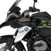 BSTI 3227 BMW R1200GS LC 2013 2016 Triple Black GS Lines Tank Stickers Toxic Green 03