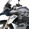 BSTI 3228 BMW R1200GS LC 2013 2016 Frozen Dark Blue GS Lines Tank Stickers Dark Blue Silver Black 03
