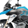BSTI 3229 BMW R1200GS LC 2013 2016 Fire Blue GS Lines Tank Stickers Light Blue 03
