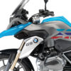 BSTI 3229 BMW R1200GS LC 2013 2016 Fire Blue GS Lines Tank Stickers Msport 03