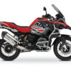 BKIT 3244 BMW R1200GS LC Adventure Racing Red Gloss GO Series Black Grey Stickers Kit 01
