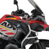 BKIT 3245 BMW R1200GS LC Adventure Racing Red Gloss GO Series Yellow Grey Stickers Kit 02