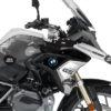 BKIT 3248 BMW R1200GS LC 2017 Alpine White The Globe Series Grey Variations Stickers Kit 02