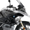 BKIT 3254 BMW R1200GS LC 2017 Alpine White Spike Series Black Grey Stickers Kit 02