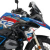 BKIT 3259 BMW R1200GS LC 2017 Lupine Blue Metallic Rallye Spike Series Blue Red Stickers Kit 02