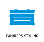 Panniers Styling
