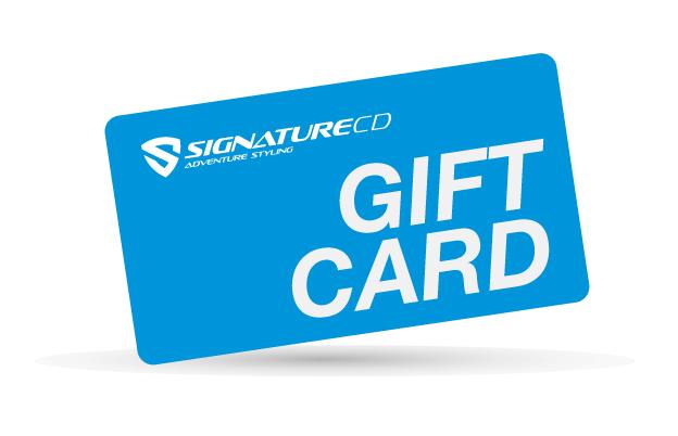 SignatureCD Gift Card