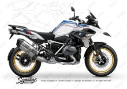 BPRF 3270 BMW R1250GS Style HP Basic Package Advanced Technology Protective Film 00