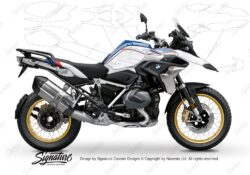 BPRF 3271 BMW R1250GS Style HP Standard Package Advanced Technology Protective Film 00