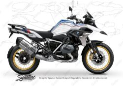 BPRF 3272 BMW R1250GS Style HP Ultimate Package Advanced Technology Protective Film 00