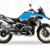 BPRF 3272 BMW R1250GS Style HP Ultimate Package Advanced Technology Protective Film 01