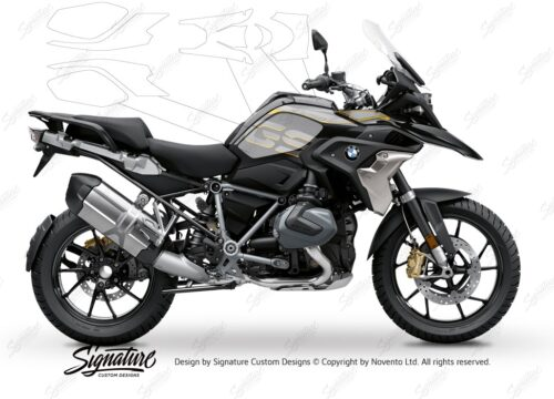 BPRF 3273 BMW R1250GS Style Exclusive Basic Package Advanced Technology Protective Film 00