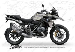 BPRF 3274 BMW R1250GS Style Exclusive Standard Package Advanced Technology Protective Film 00