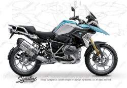 BPRF 3278 BMW R1250GS Cosmic Blue Ultimate Package Advanced Technology Protective Film 00