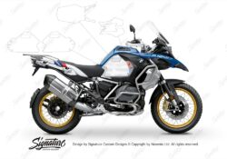 BPRF 3282 BMW R1250GS Adventure Style Hp Basic Package Advanced Technology Protective Film 00 1