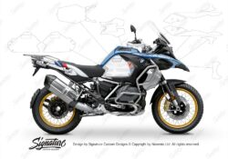 BPRF 3283 BMW R1250GS Adventure Style Hp Standard Package Advanced Technology Protective Film 00 1