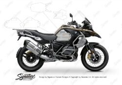 BPRF 3285 BMW R1250GS Adventure Style Exclusive Basic Package Advanced Technology Protective Film 00 1