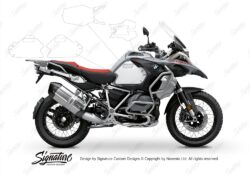 BPRF 3288 BMW R1250GS Adventure Ice Grey Basic Package Advanced Technology Protective Film 00 1