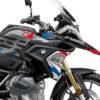 BKIT 3303 BMW R1250GS Black Storm Metallic Safari Red Blue Stickers Kit 02