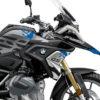 BKIT 3306 BMW R1250GS Black Storm Metallic Safari Blue Black Stickers Kit 02