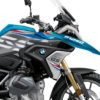 BKIT 3316 BMW R1250GS Cosmic Blue Stingray Red Blue Stickers Kit 02