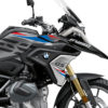 BKIT 3319 BMW R1250GS Black Storm Metallic Stingray Red Blue Stickers Kit 02