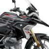 BKIT 3320 BMW R1250GS Black Storm Metallic Stingray Red Grey Stickers Kit 02