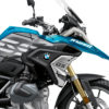 BKIT 3324 BMW R1250GS Cosmic Blue Vector Grey Stickers Kit 02