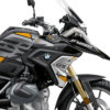 BKIT 3327 BMW R1250GS Black Storm Metallic Vector Yellow Stickers Kit 02