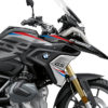 BKIT 3332 BMW R1250GS Black Storm Metallic Vivo Red Blue Stickers Kit 02
