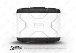 BPRF 3293 BMW Vario Top Box 2014 Protective Film 02 Clear