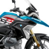 BSTI 3335 BMW R1250GS Cosmic Blue Anniversary Limited Edition Tank Stickers Black Red 02