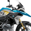 BSTI 3335 BMW R1250GS Cosmic Blue Anniversary Limited Edition Tank Stickers Black Yellow 02