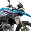 BSTI 3335 BMW R1250GS Cosmic Blue Anniversary Limited Edition Tank Stickers Blue Variations 02