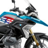 BSTI 3335 BMW R1250GS Cosmic Blue Anniversary Limited Edition Tank Stickers Msport 02