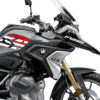 BSTI 3336 BMW R1250GS Black Storm Metallic Anniversary Limited Edition Tank Stickers Black Red 02